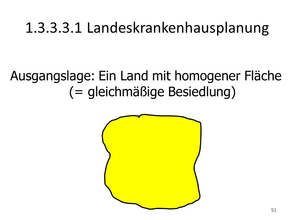 1.3.3.3.1 Landeskrankenhausplanung