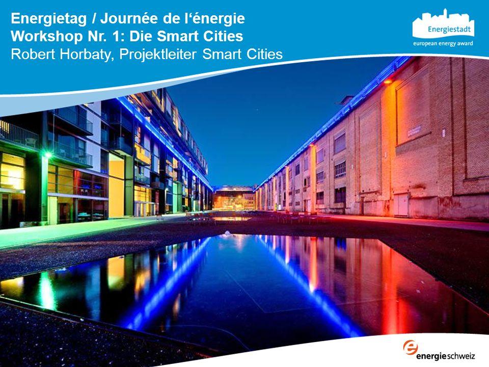 Energietag / Journée de l'énergie Workshop Nr