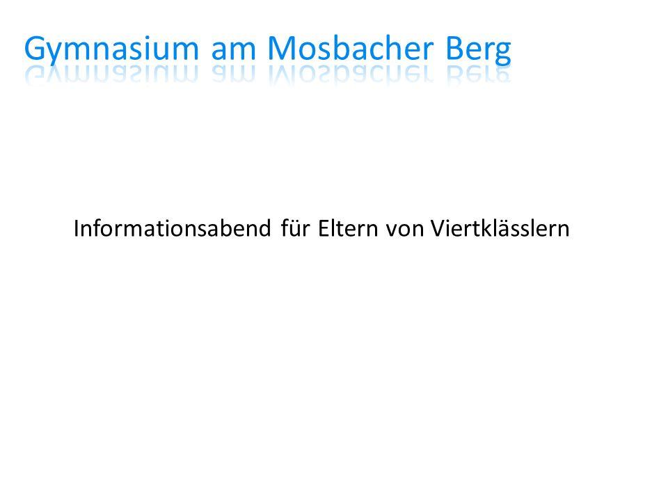 Gymnasium am Mosbacher Berg