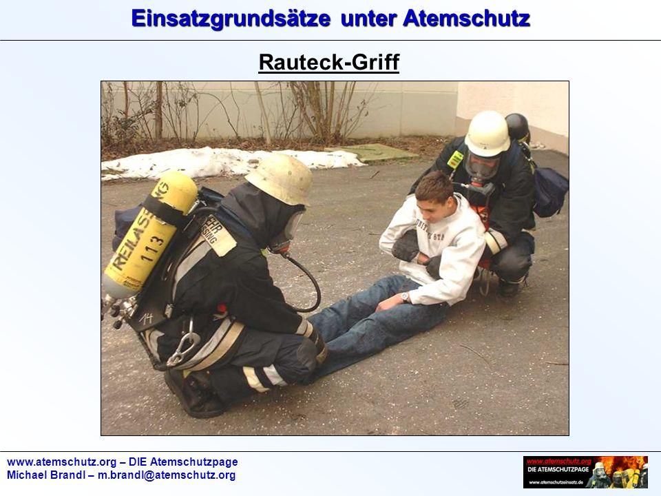 Rauteck-Griff www.atemschutz.org – DIE Atemschutzpage
