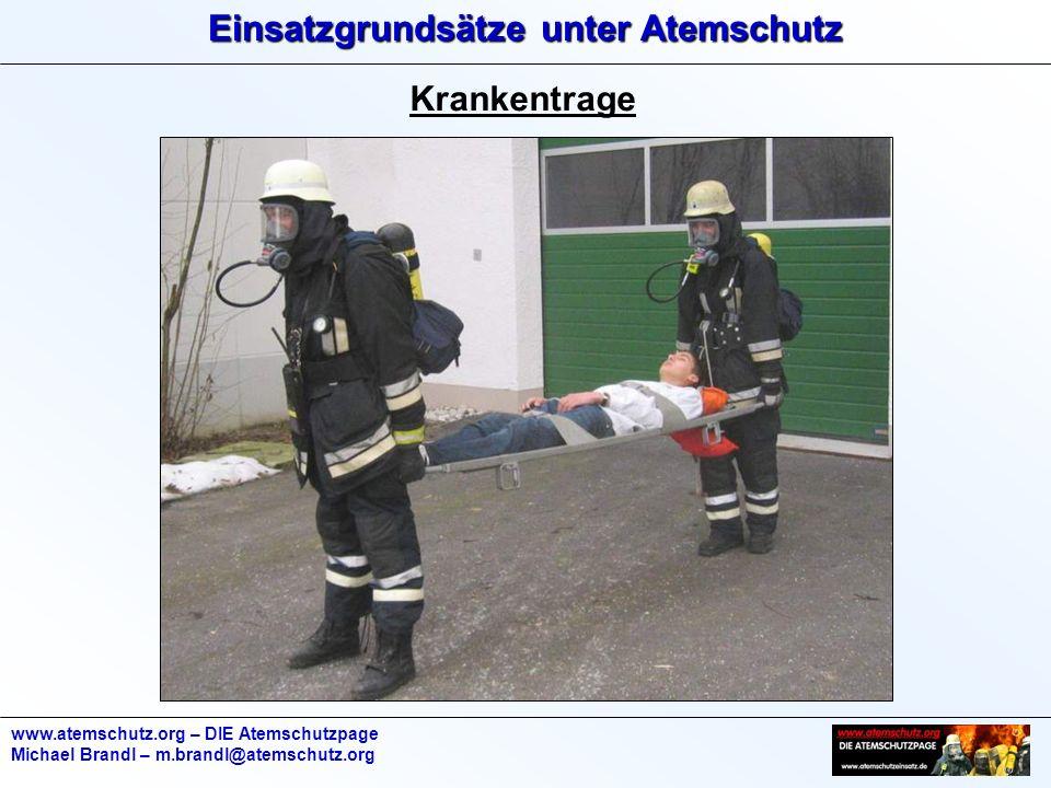 Krankentrage www.atemschutz.org – DIE Atemschutzpage