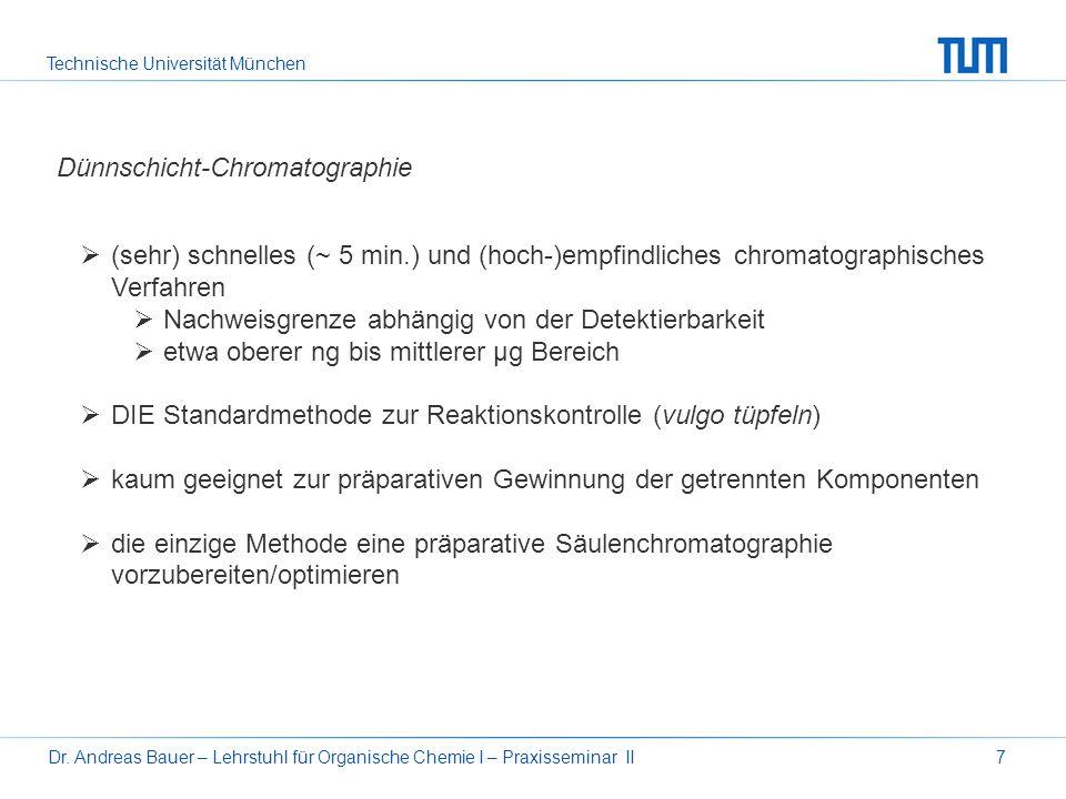 Dünnschicht-Chromatographie