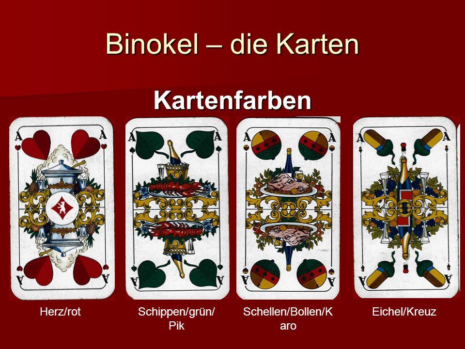 Schellen/Bollen/Karo