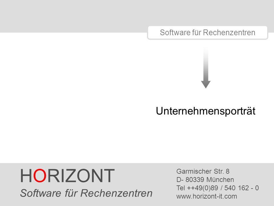 Software für Rechenzentren