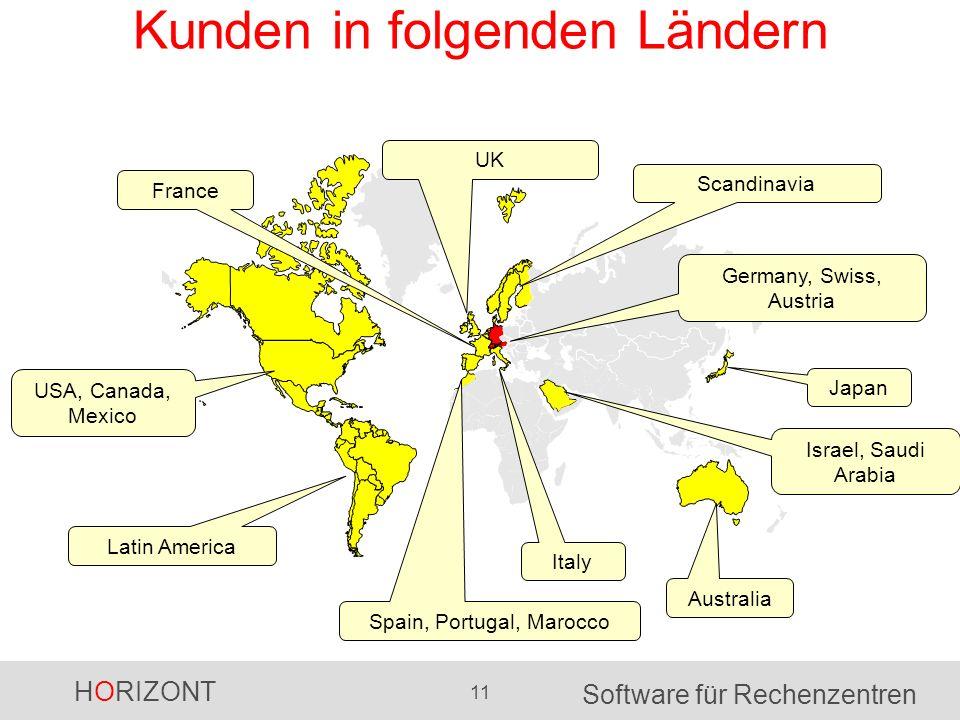 Kunden in folgenden Ländern