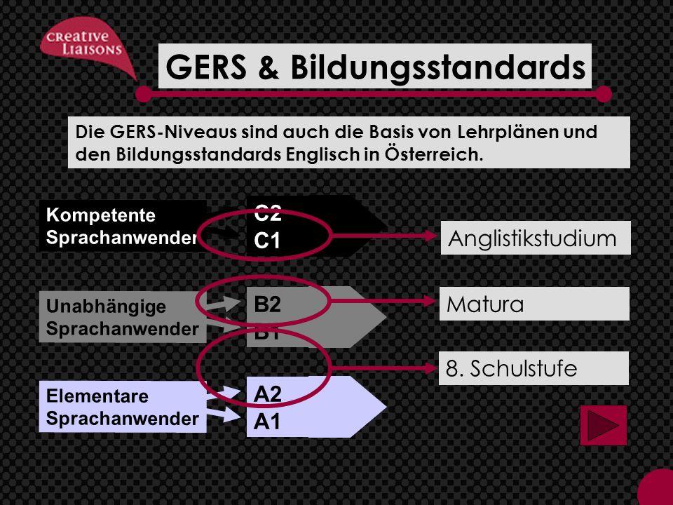 GERS & Bildungsstandards