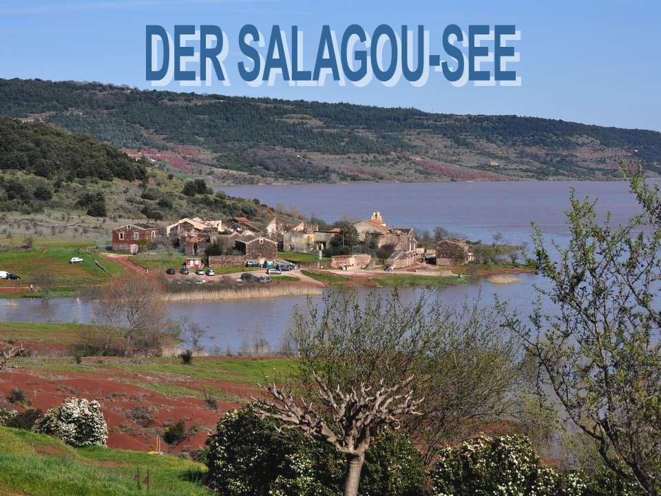DER SALAGOU-SEE