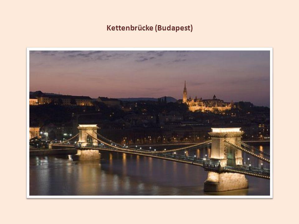 Kettenbrücke (Budapest)