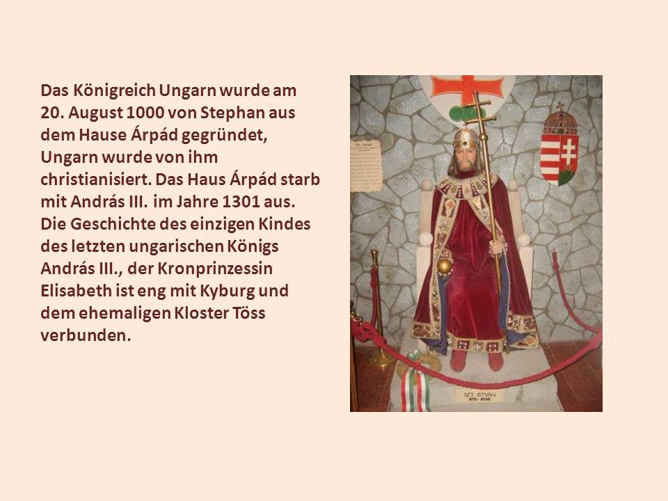 Das Königreich Ungarn wurde am 20