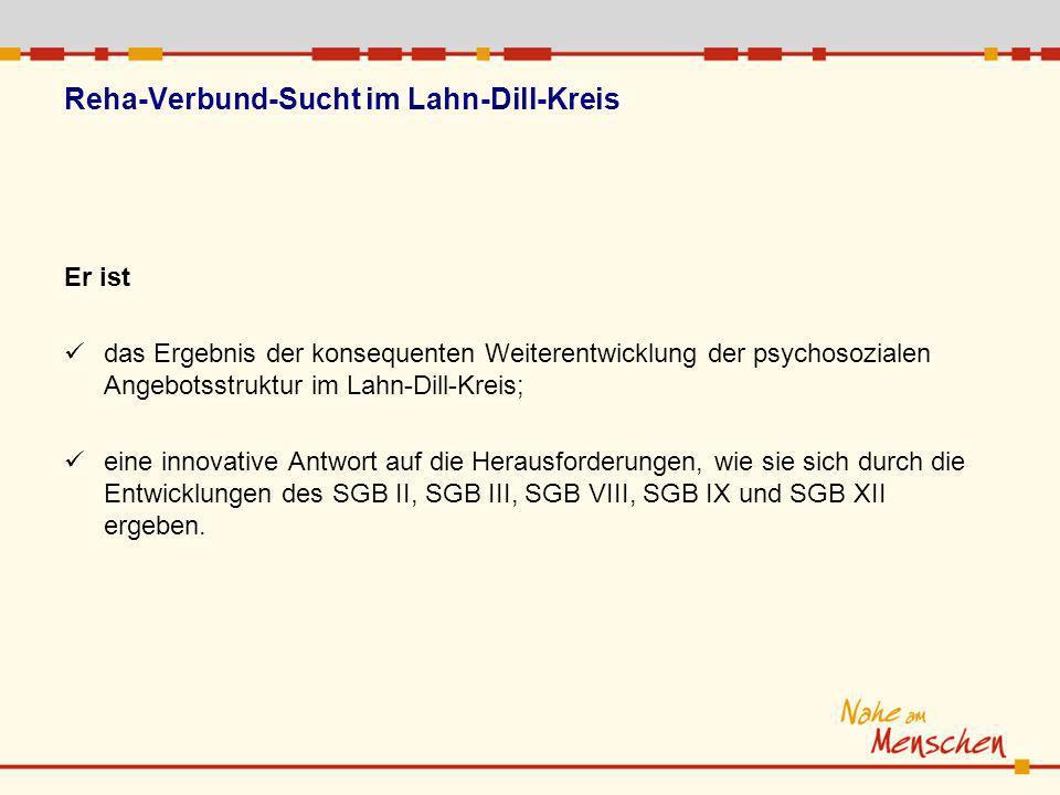 Reha-Verbund-Sucht im Lahn-Dill-Kreis