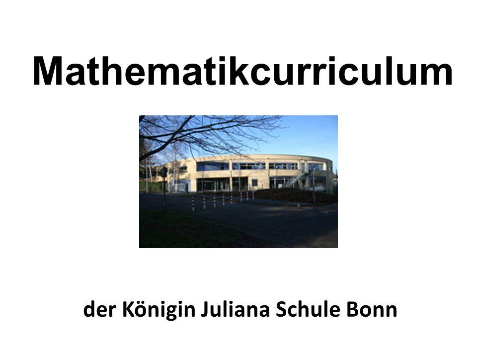 Mathematikcurriculum