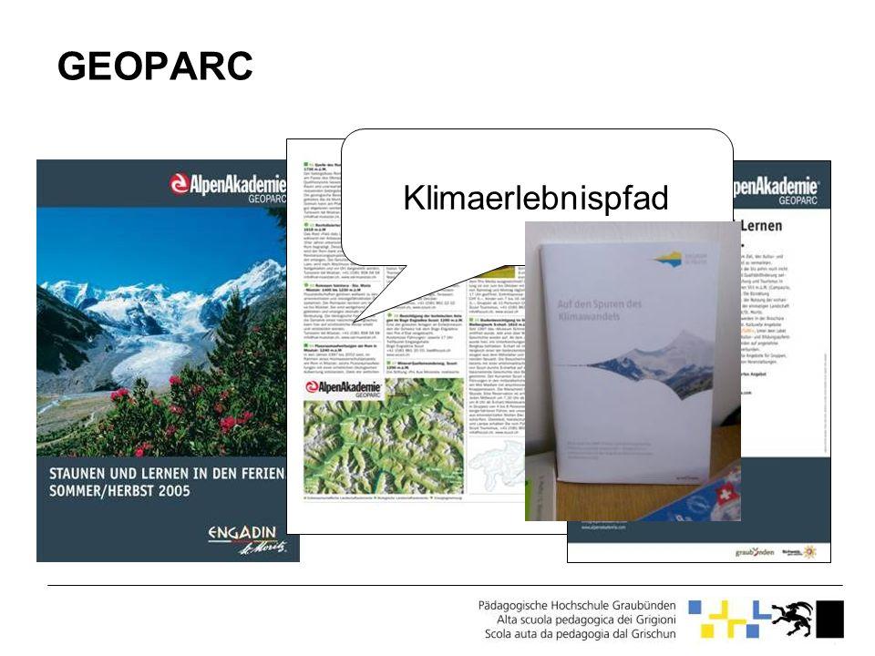 GEOPARC Klimaerlebnispfad