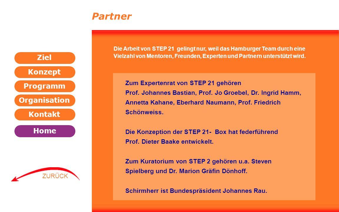 Partner Zum Expertenrat von STEP 21 gehören