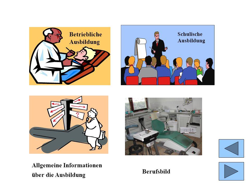 Betriebliche Ausbildung