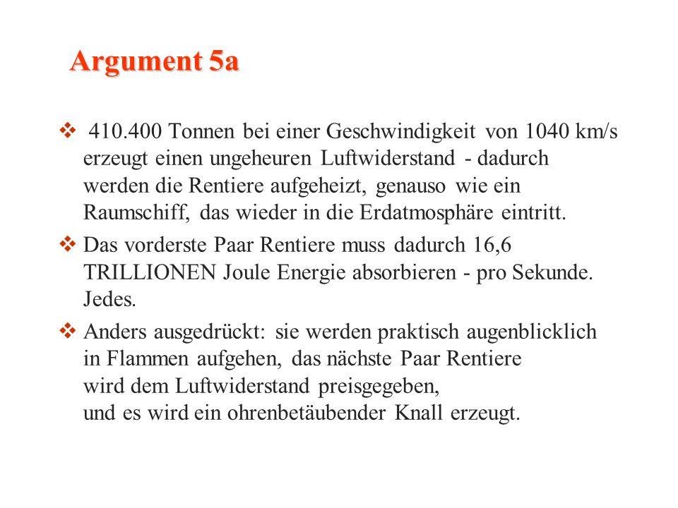 Argument 5a