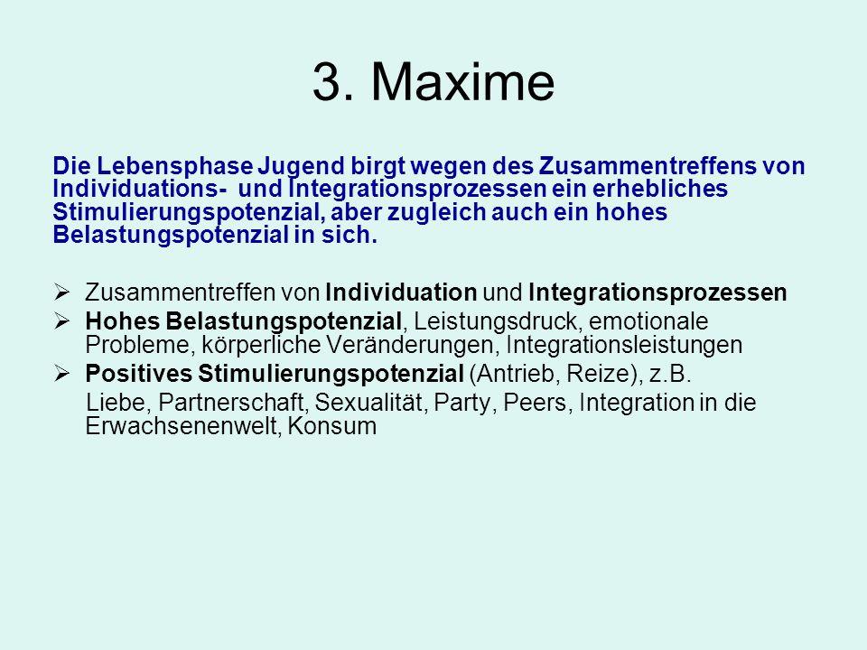 3. Maxime