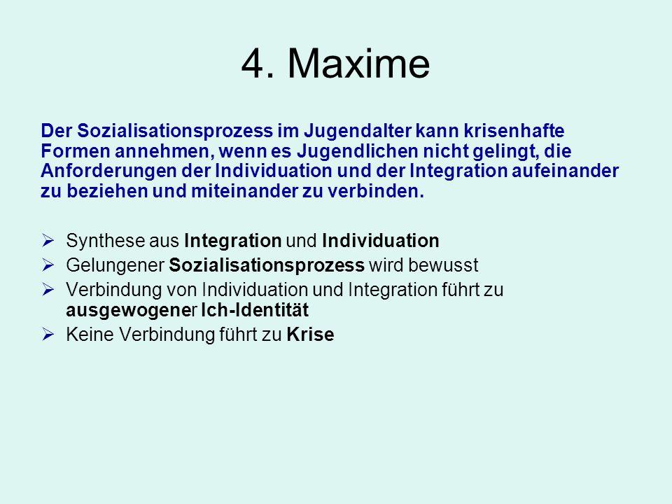 4. Maxime
