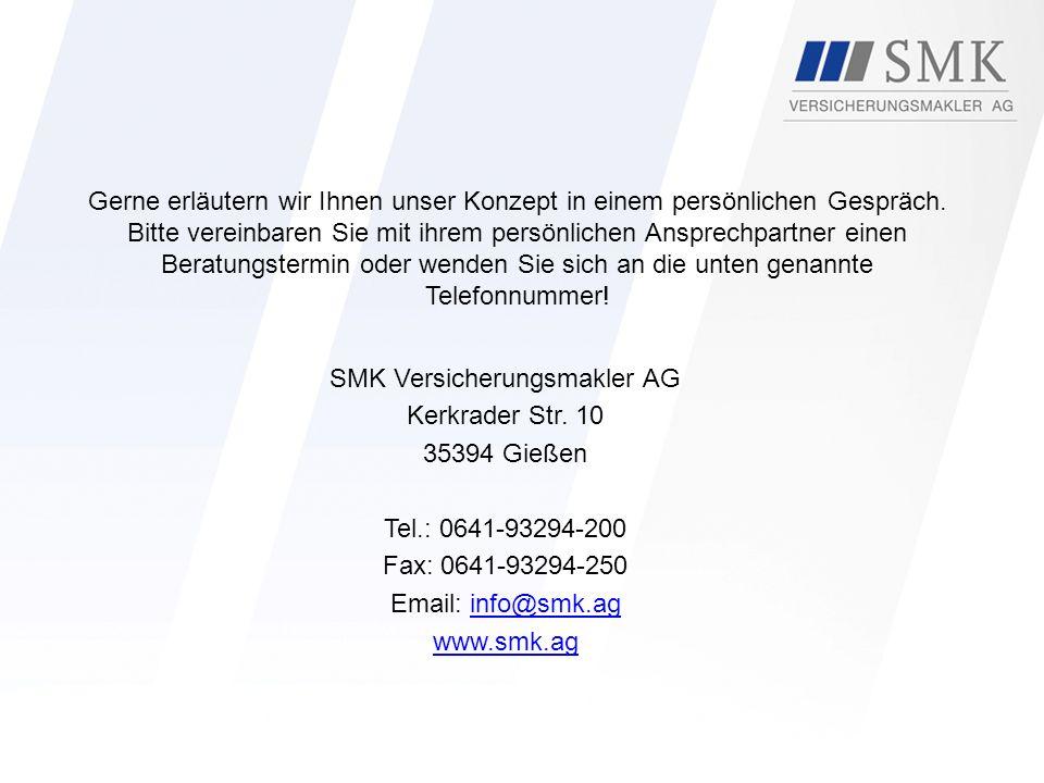 SMK Versicherungsmakler AG