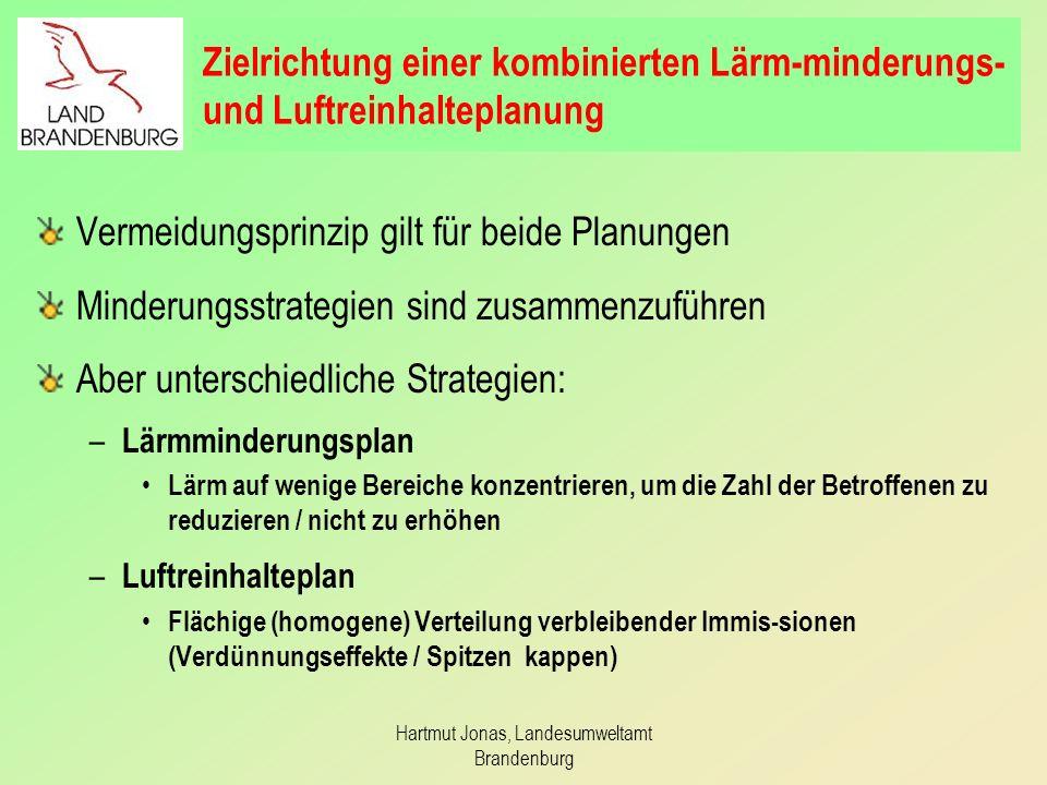 Hartmut Jonas, Landesumweltamt Brandenburg