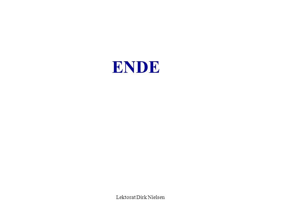 ENDE Lektorat Dirk Nielsen