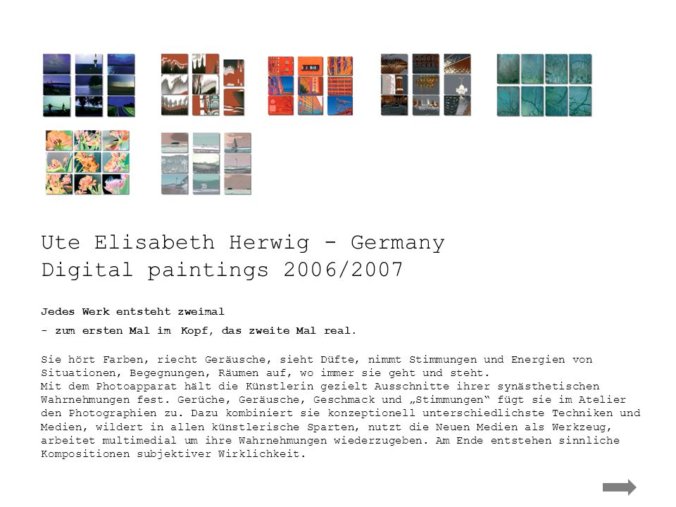 Ute Elisabeth Herwig - Germany