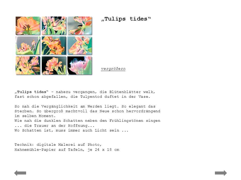 Ute Elisabeth Herwig – Tulips tides