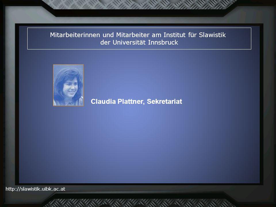 Claudia Plattner, Sekretariat