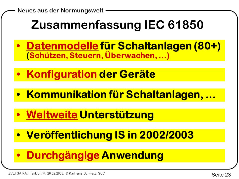Zusammenfassung IEC 61850 Datenmodelle für Schaltanlagen (80+) (Schützen, Steuern, Überwachen, ...)