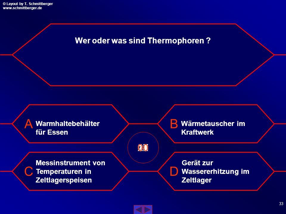 Wer oder was sind Thermophoren