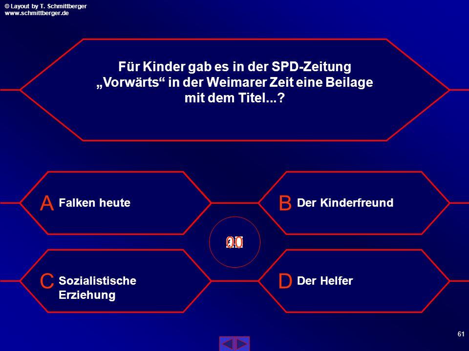 """Für Kinder gab es in der SPD-Zeitung """"Vorwärts in der Weimarer Zeit eine Beilage mit dem Titel..."""