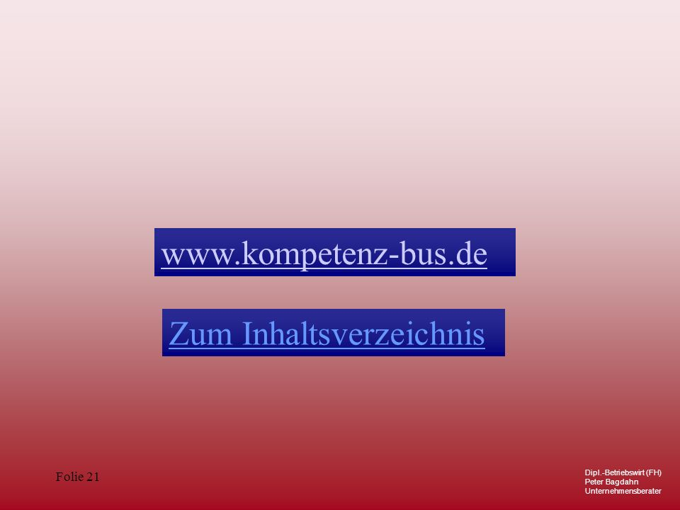 www.kompetenz-bus.de Zum Inhaltsverzeichnis
