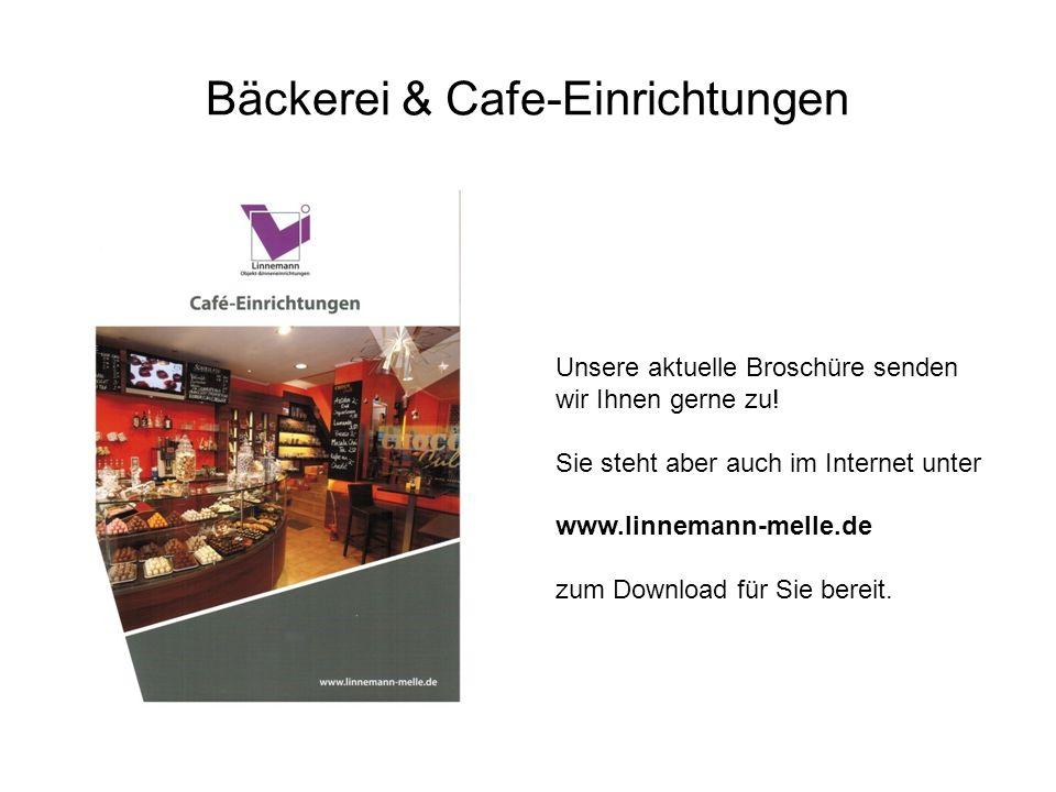 Bäckerei & Cafe-Einrichtungen