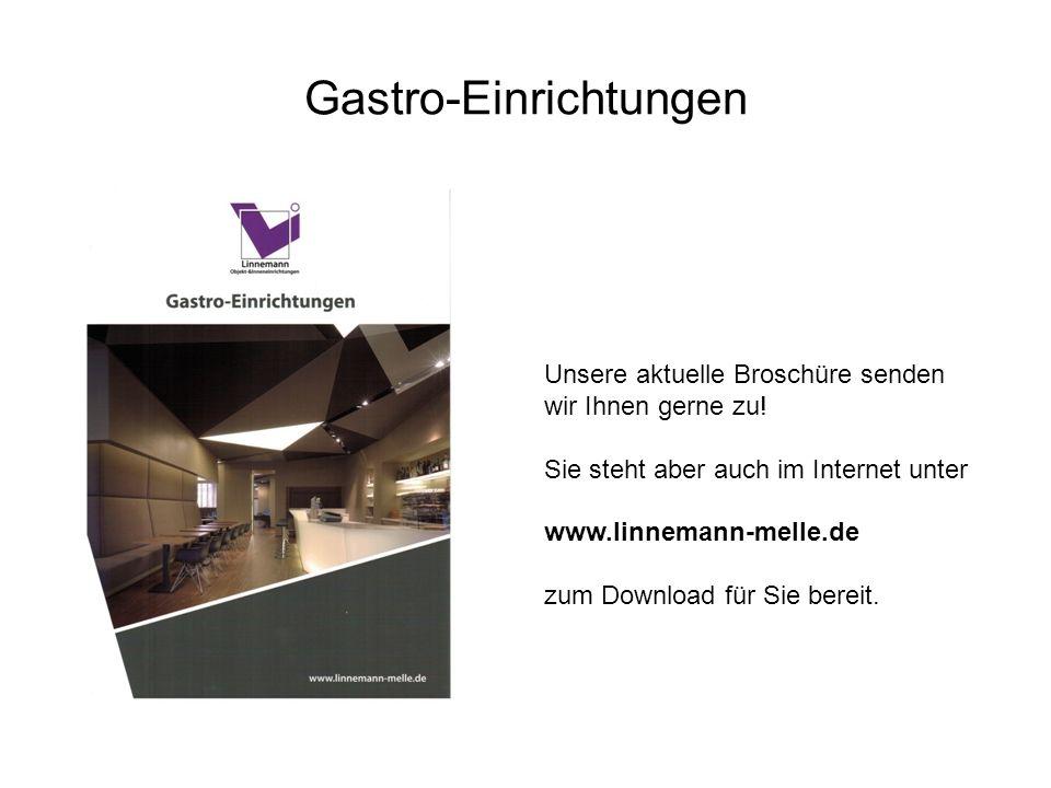 Gastro-Einrichtungen