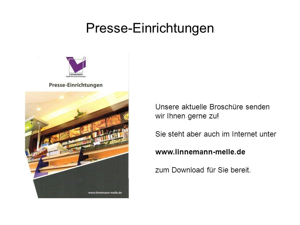 Presse-Einrichtungen