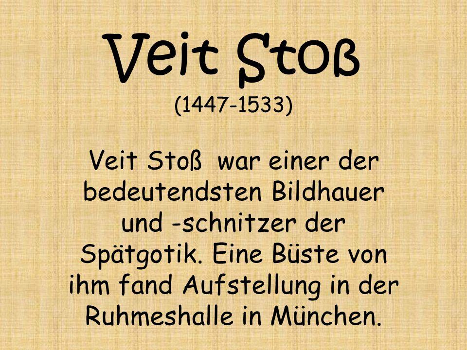 Veit Stoß (1447-1533)