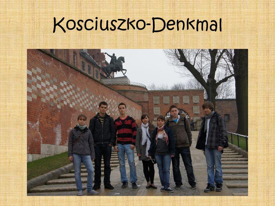 Kosciuszko-Denkmal