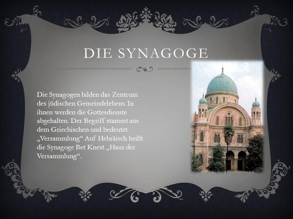 Die Synagoge