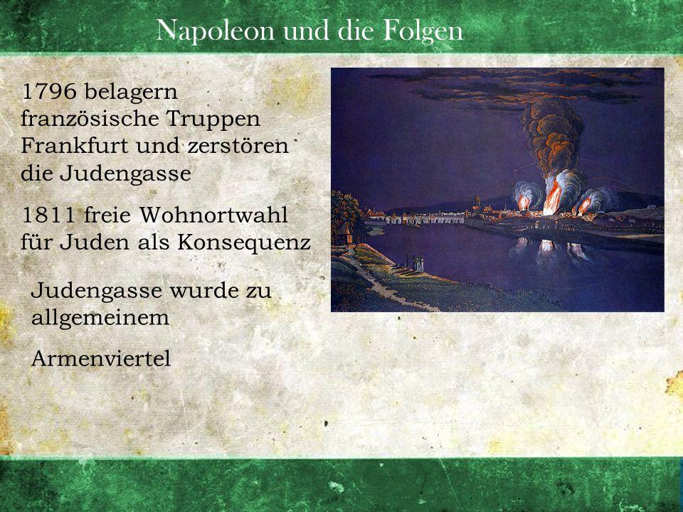 Napoleon und die Folgen
