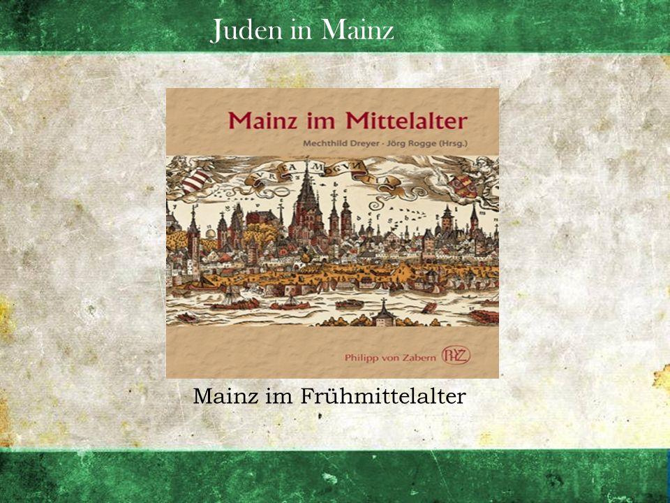 Mainz im Frühmittelalter