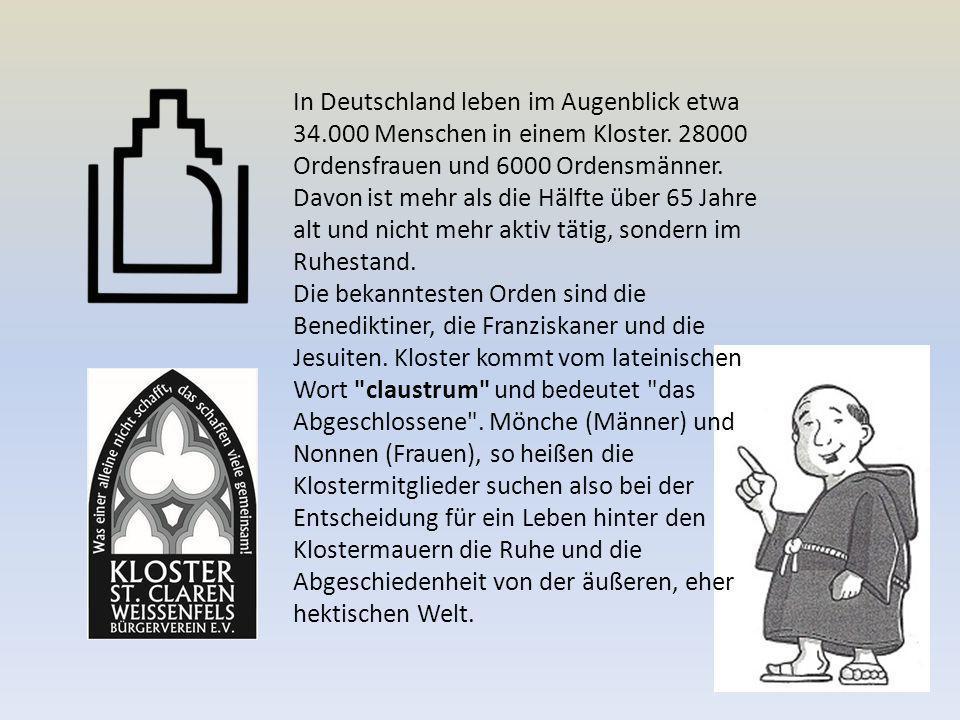 In Deutschland leben im Augenblick etwa 34