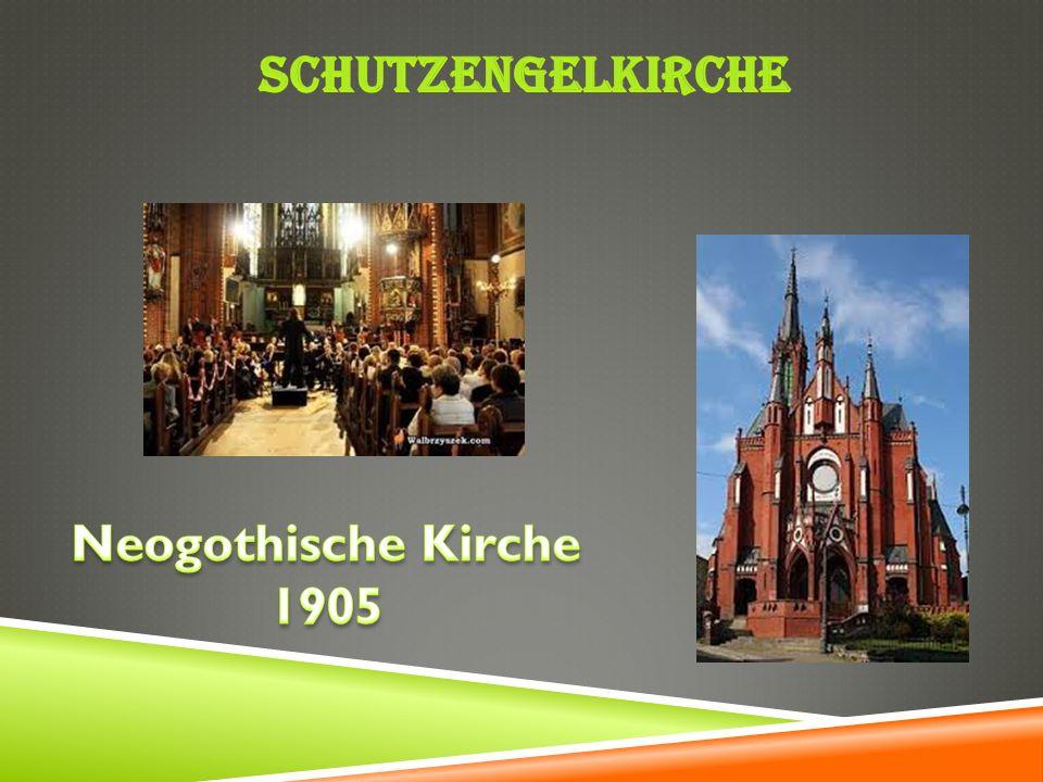 Schutzengelkirche Neogothische Kirche 1905