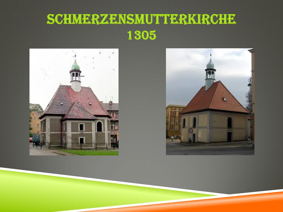 Schmerzensmutterkirche 1305