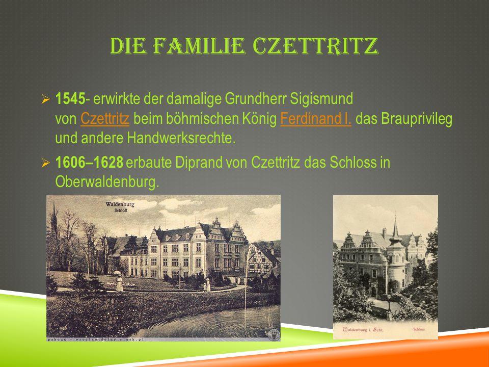 Die Familie Czettritz
