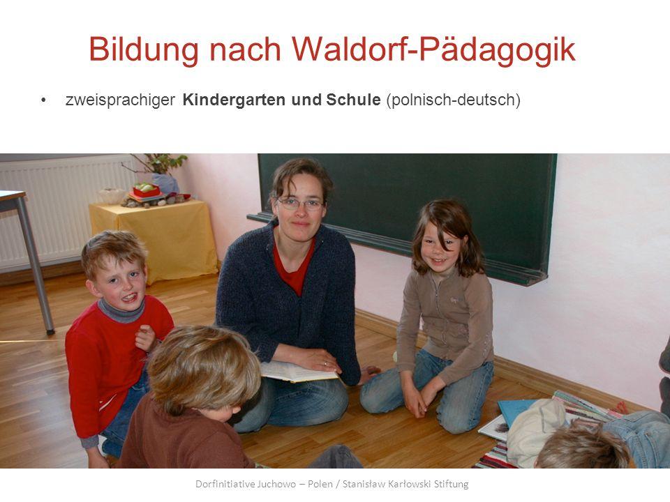 Bildung nach Waldorf-Pädagogik