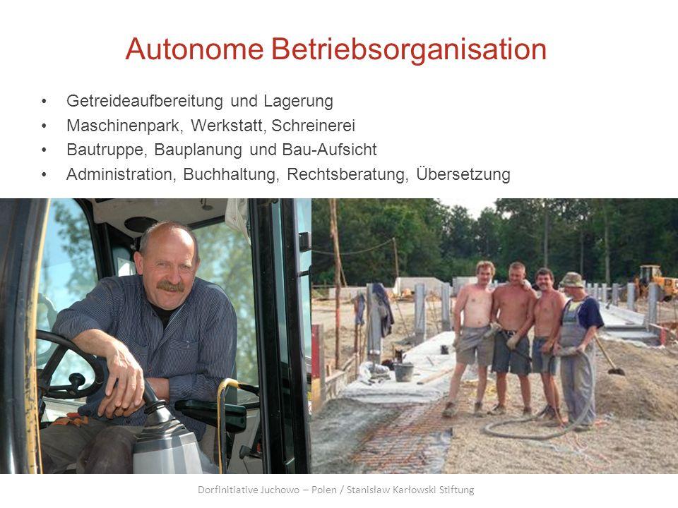 Autonome Betriebsorganisation