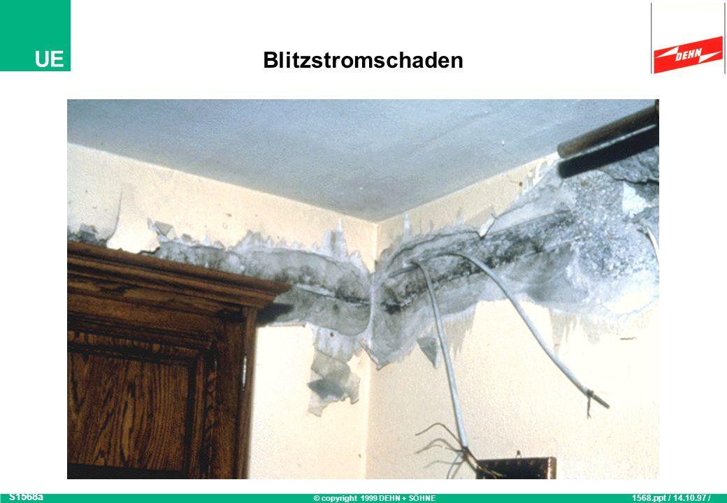 Blitzstromschaden S1568a 1568.ppt / 14.10.97 / OB