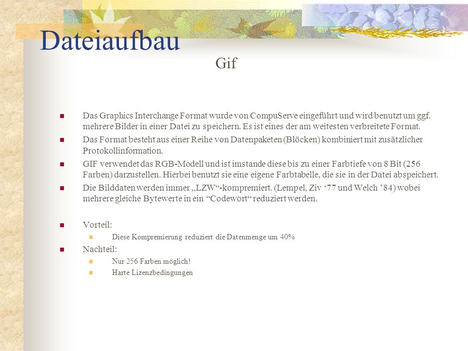 Dateiaufbau Gif.