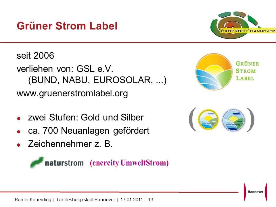 (enercity UmweltStrom)