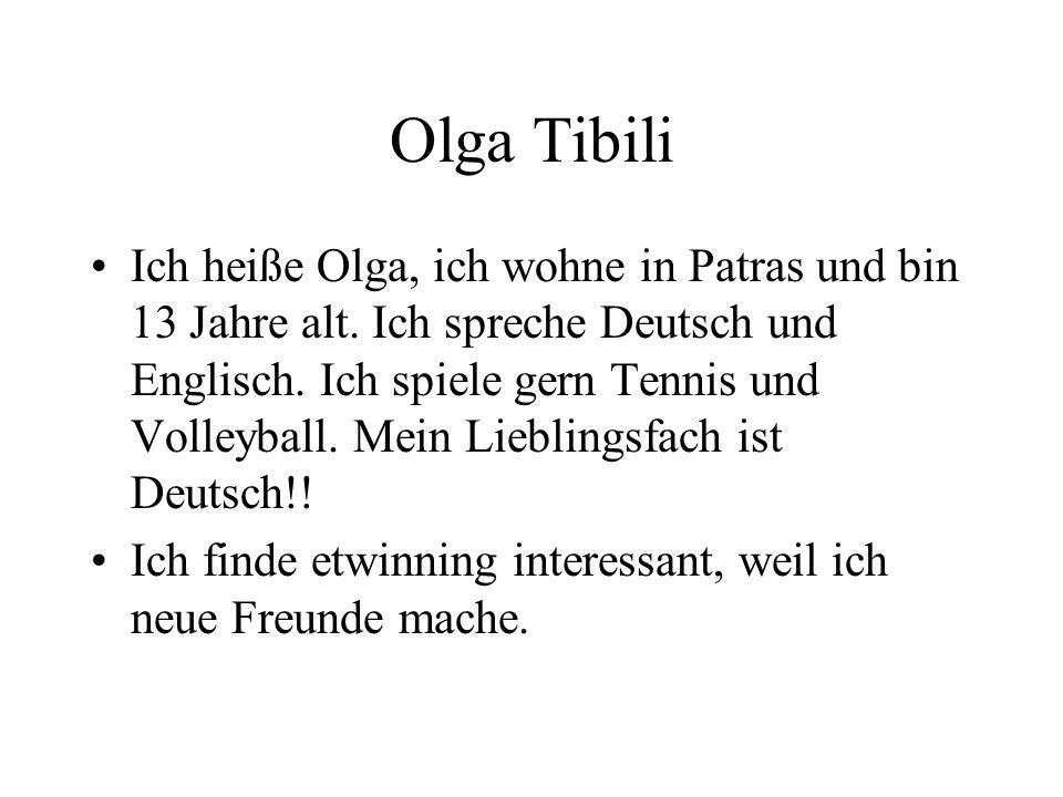 Olga Tibili