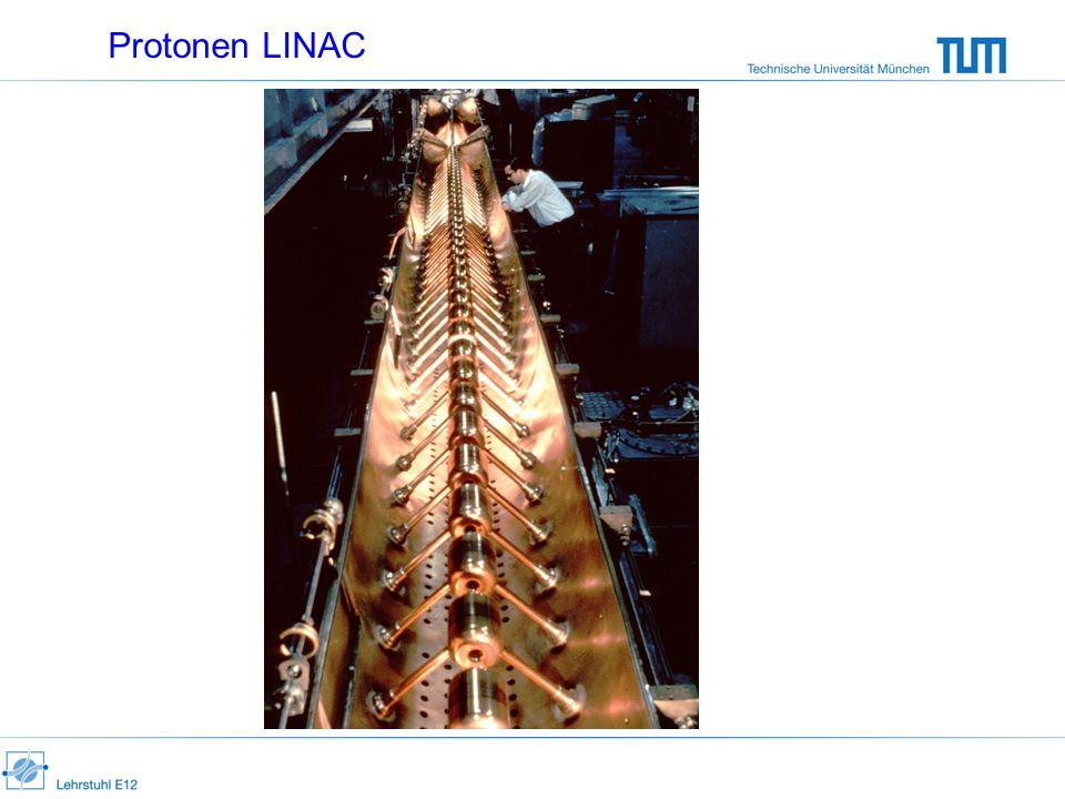 Protonen LINAC